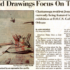A major exhibit of the Jonathan Stone's Work Featured at D.O.C.S Gallery